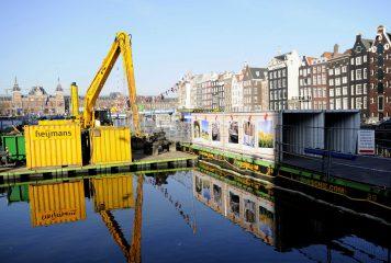 """שוק הנדל""""ן השוקע של הולנד"""