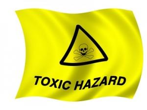 toxic hazerd