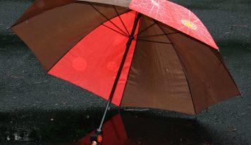 מטריה שבורה
