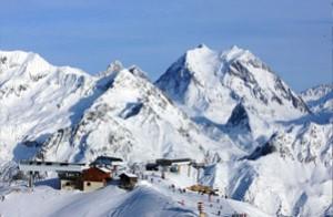 alpin mounten