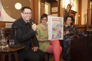 הסופר אסף גברון: תחרות הספרים