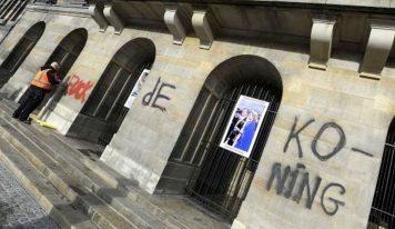 דאצ'ניוז: גראפיטי על ארמון המלך, חוקים חדשים לנהגי המוניות