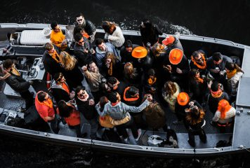היום הכי כתום בשנה – יום המלך באמסטרדם