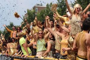Amsterdam Pride Parade 2014, by Adam Groffman mygaytravelguide.com