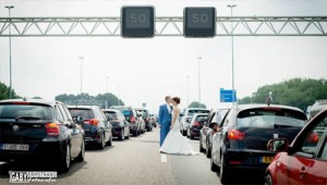 Romance in the traffic (Gaby Ermstrang)