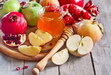 תפוח בדבש? תנו לי סלק וכרישה!