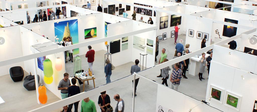 Art Den Haag (מתוך אתר היריד)