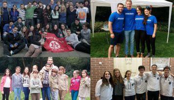 הכירו את 4 תנועות הנוער הישראליות בהולנד
