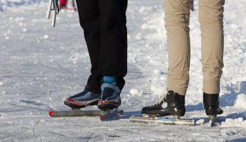 החלקה על הקרח: מהחלקת מירוץ למועדונים הנחשבים