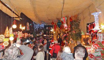 תשעת השווקים הנבחרים לחג המולד בהולנד