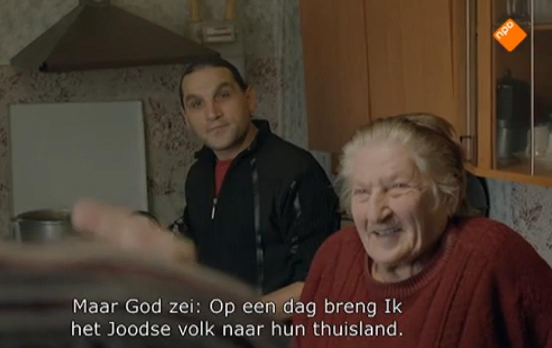 מתוך הסרט Breng de Jeoden Thuis