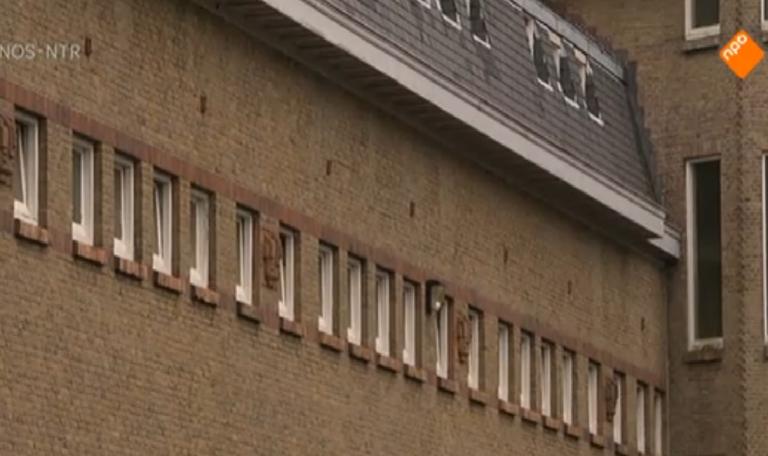 """הבניין המיועד להפוך ל""""מרכז חינוך סלפי"""" ברוטרדם"""