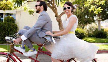 בדרך לחתונה (ההולנדית) עוצרים בטייק אוויי