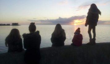 """טיול לסופ""""ש: פסטורליה ופנקייק בדרך לים"""