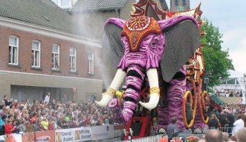 ספטמבר של פסטיבלים בהולנד