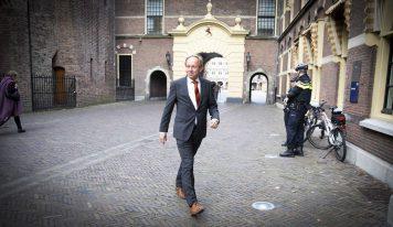 הרשות הפלסטינית זועמת על ביקור פוליטיקאי הולנדי