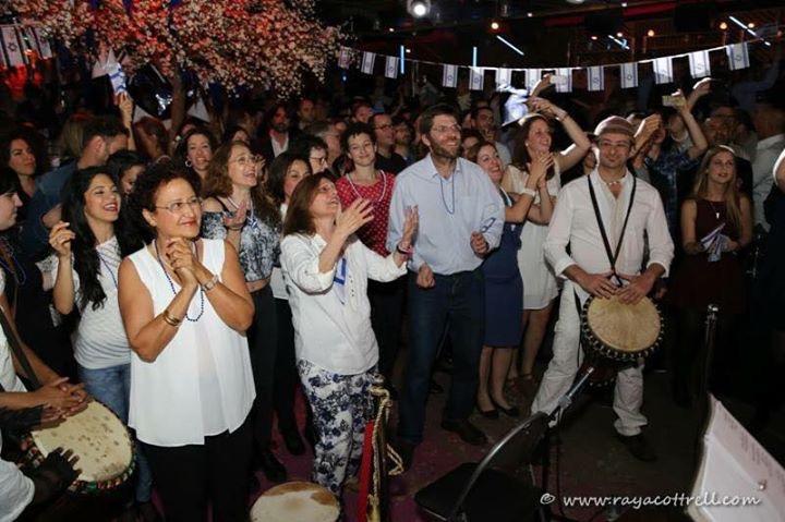 חגיגות יום העצמאות בבית הישראלי בלונדון