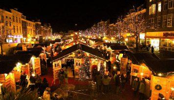 שוקי חג מולד בהולנד 2016