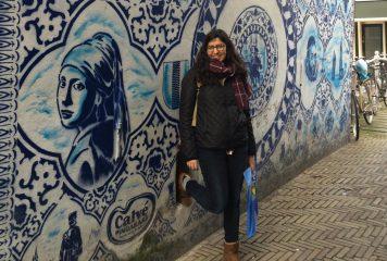 להיות סטודנטית ישראלית (טריה) בהולנד