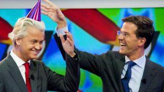 מרק רוטה וחירט וילדרס בחדשות הנוער, בחירות 2012