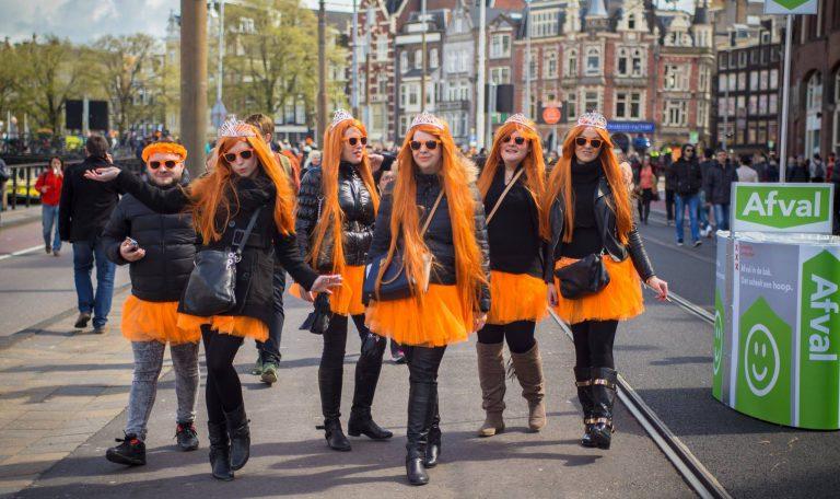 יום המלך באמסטרדם, 2016 (עומרי רביב)