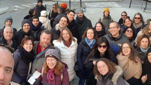 כנס מובילי קהילות יהודיות באירופה