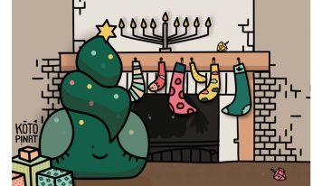 סינטרקלאס, החג שחיבר אותי שוב לחנוכה