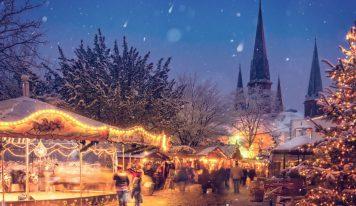כריסטמס בהולנד: אטרקציות החורף השוות