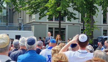 אנטישמיות בהולנד? יש מי שפוקח עין