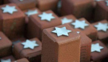 טקס הקראת שמות קורבנות יהודי הולנד בשואה