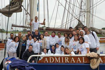 בין גלי הים,׳בוחרים בחיים׳- צעירים שהחלימו ממחלת הסרטן במסע חווייתי בהולנד