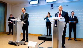 קורונה בהולנד: הממשלה מחמירה את חוקי ההתקהלות כדי למנוע הדבקות נוספות