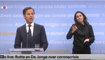 """ממשלת הולנד: """"הסיכוי לשינוי בהנחיות בטווח הקצר, קטן מאוד"""""""