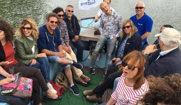 אדם בעקבות גורלו – טיולים בהולנד עם איזי ריידר