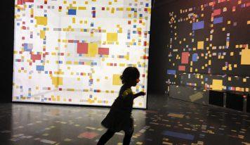 יום כיף צבעוני לילדים והורים בבית מונדריאן – המדריך המלא