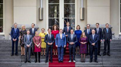 דאצ'ניוז: ממשלת הולנד נפלה