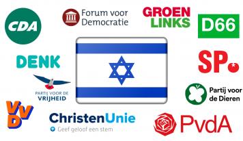 בחירות בהולנד: המפלגות המובילות ועמדתן ביחס לישראל ולאנטישמיות