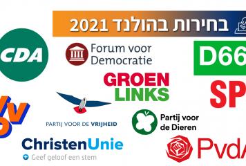 בחירות בהולנד: סקירת המפלגות המובילות