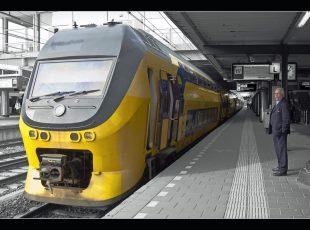 תנועת הרכבות בהולנד ממושבתת