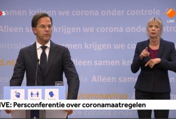 הולנד יוצאת מהסגר מוקדם מהצפוי