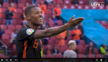 יורו 2020: הולנד מעפילה לשמינית הגמר