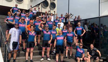 רכיבה בקבוצות אופניים – מכבי
