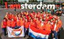 על המגרש עם מכבי הולנד