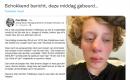 """פרדריקה (14) הותקפה בגינה בווסטוייק על רקע להט""""בי"""
