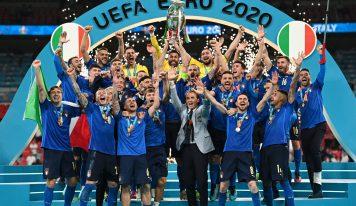 יורו 2020: הגביע נוסע לרומא – איטליה אלופת אירופה