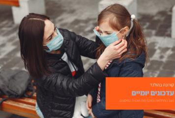 קורונה בהולנד: מספר החולים בבתי החולים יורד לראשונה מזה שלושה שבועות