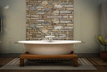איך להפ(ר)יח חיים בבית – חדר אמבטיה