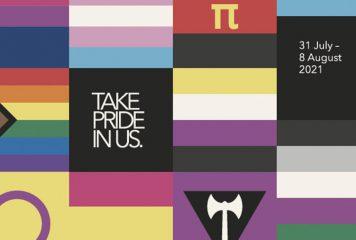 שבוע הגאווה באמסטרדם נפתח עם הדגל הפרוגרסיבי