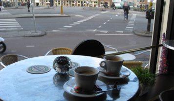 קפה הולנדי: ממים שחורים לקפה הפוך